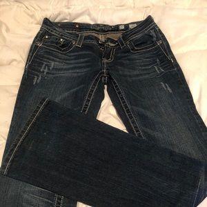 Woman's Miss Me jeans